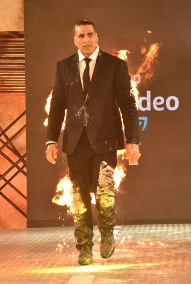 Akshay Kumar makes FIERY digital debut with Amazon's original series The End created by Abundantia