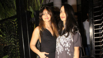 Ileana D'Cruz SPOTTED at Soho House, Juhu