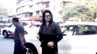 Ishaan Khatter SPOTTED at Gym, Juhu