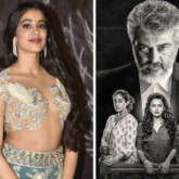 Janhvi Kapoor EXCITED about Boney Kapoor's South film Nerkonda Paarvai starring Thala Ajith as she shares the INTENSE poster of the PINK remake!