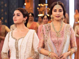 KALANK: Alia Bhatt feels LUCKY she didn't have a dance off with Madhuri Dixit in Ghar More Pardesiya
