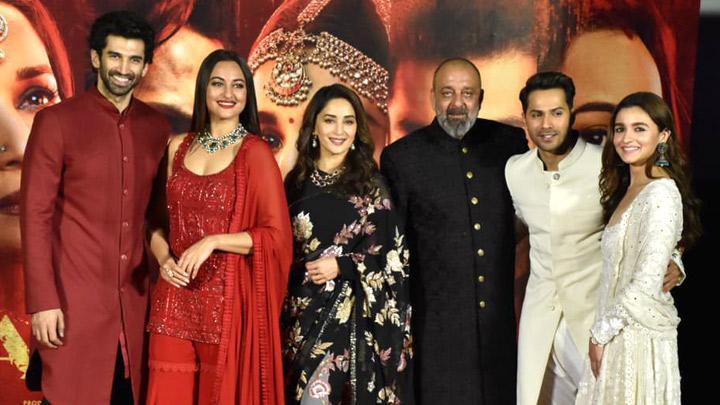 Kalank Movie Teaser Launch Varun Dhawan Alia Bhatt Sanjay Dutt Part 1