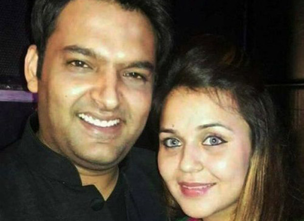 This photo of Kapil Sharma and Ginni Chatrath in Amsterdam is going VIRAL on social media! [Deets inside]