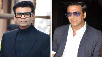 Karan Johar - Akshay Kumar to celebrate the success of Kesari