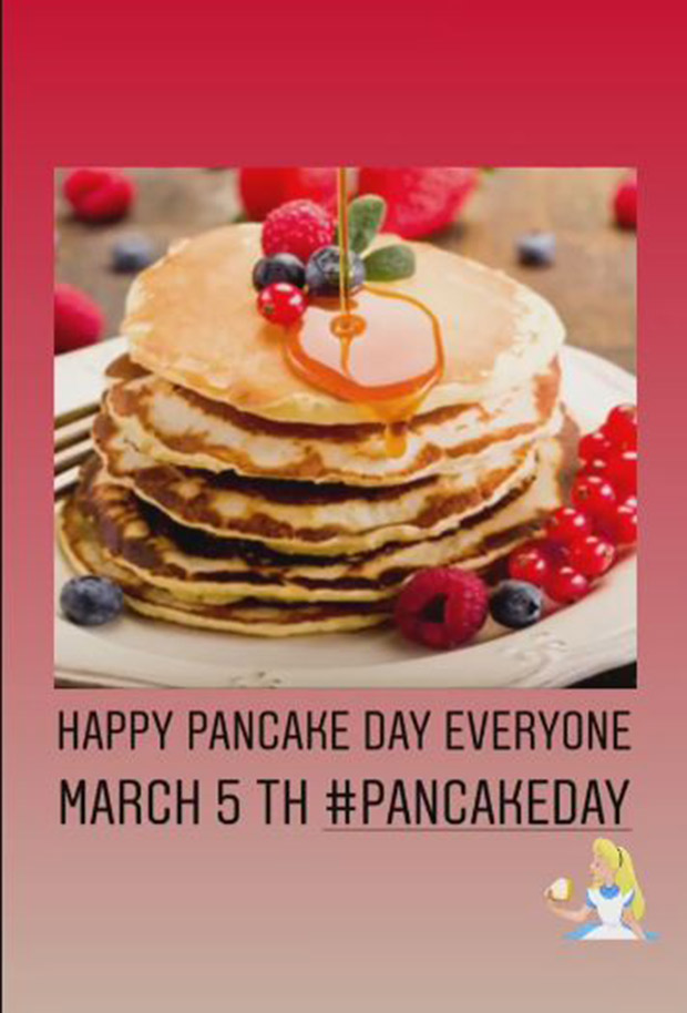 Katrina Kaif will make you long for a pancake in this YUMMYLICIOUS post! [See photo inside]