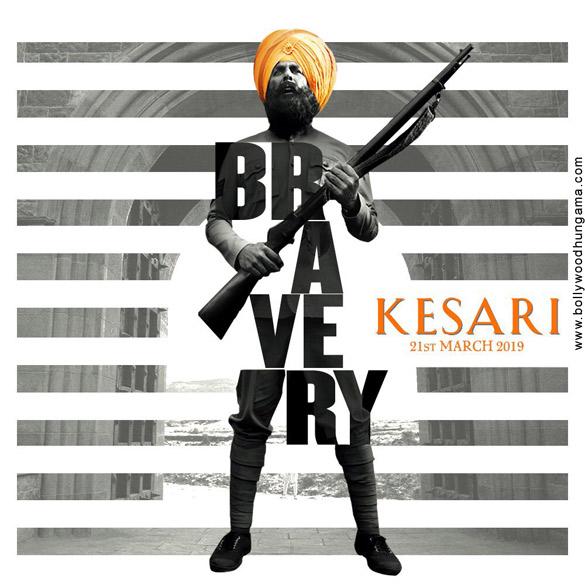 First Look Of Kesari