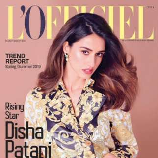 Disha Patani On The Covers Of L'Officiel