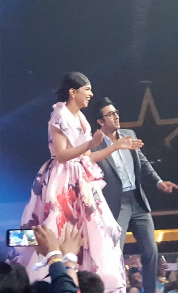 Ranbir Kapoor and Deepika Padukone groove to the beats of ...