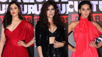Red Carpet of GQ Style and Culture Awards 2019 Shibani Dandekar, Zoya Akhtar, Abhimanyu Dasani