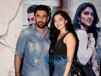 Salman Khan, Pranutan Bahl, Zaheer Iqbal, Kajol and others grace the special screening of 'Notebook' at Sunny Super Sound in Juhu