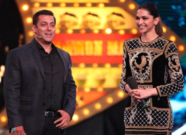 Salman Khan REVEALS why he is yet to work with Deepika Padukone