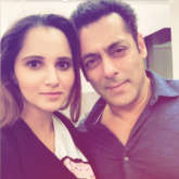 Salman Khan and Sania Mirza strike a pose as she calls him 'family'