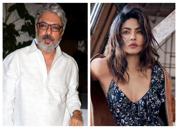 Sanjay Leela Bhansali confirms his next project with Priyanka Chopra Jonas – Gangubai