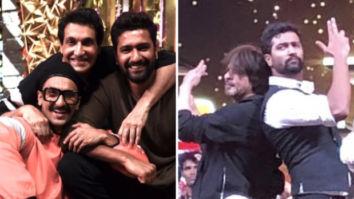 Shah Rukh Khan, Ranveer Singh, Vicky Kaushal, Kriti Sanon gear up for Filmfare Awards 2019