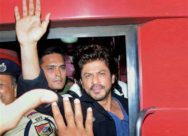 Raees riots case - Rajasthan High Court refuses to quash FIR against Shah Rukh Khan even after petitioner withdraws the case