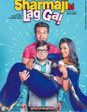 First Look Of Sharma Ji Ki Lag Gai