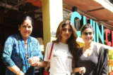 Shilpa Shetty and Shamita Shetty SPOTTED at Chin Chin Chu Restaurant, Juhu