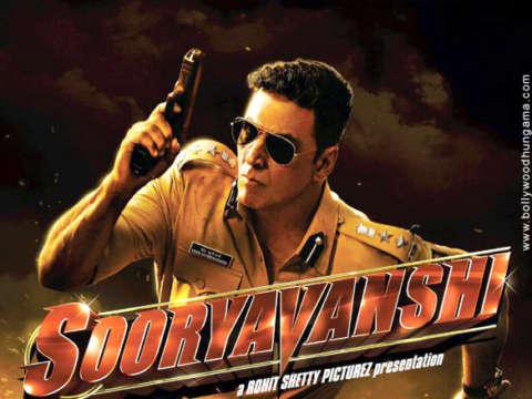 First Look Of The Movie Sooryavanshi