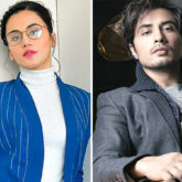 Taapsee Pannu backs Ali Zafar for supporting his country and says there's nothing wrong with that