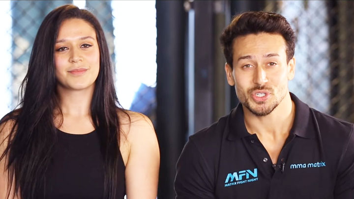 "Tiger Shroff: ""We've Invited Hrithik Roshan Sir for MMA Fight Night""