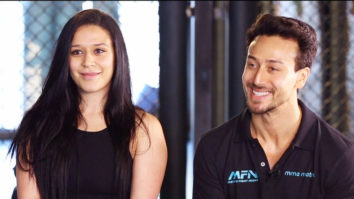Tiger Shroff Whatever I ACHIEVED Today In my Career, is all Thanks to FITNESS Krishna Shroff