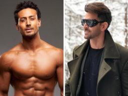 Tiger Shroff grooves to his favorite Hrithik Roshan track from Kabhi Khushi Kabhie Gham and we can't keep calm