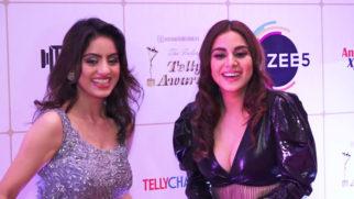 UNCUT Shraddha Arya, Deepika Singh and others at Indian Telly Awards 2019