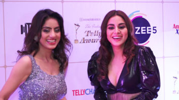 UNCUT Shraddha Arya, Deepika Singh and others at Indian Telly Awards 2019