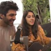 WATCH: This video Kartik Aaryan crooning to 'Tera Yaar Hoon Main' is going viral