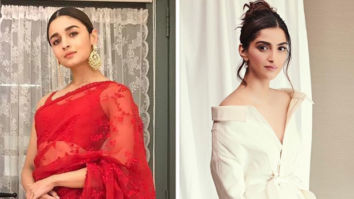 What's Your Pick Alia Bhatt in a red Sabyasachi saree or Sonam Kapoor in a Danielle Frankel Gown
