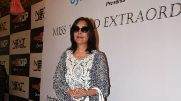 Women's Day Special Celebration with Actress Zeenat Aman