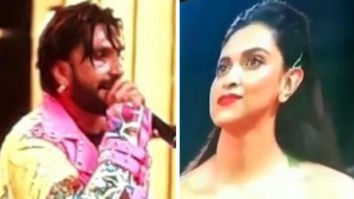 Zee Cine Awards 2019: Deepika Padukone sends kisses to Ranveer Singh during his performance, express love for each other in their winning speeches