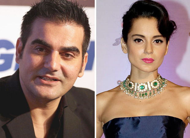 Arbaaz Khan REVEALS Kangana Ranaut doesn't need a truth serum and this is the REASON! [watch video]