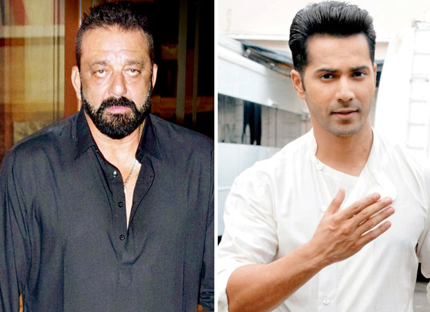 Kalank Co-stars Sanjay Dutt And Varun Dhawan To Reunite