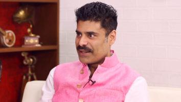 """When I Read ZOYA FACTOR, I was feeling a lot of LOVE"" Sikandar Kher RAW"