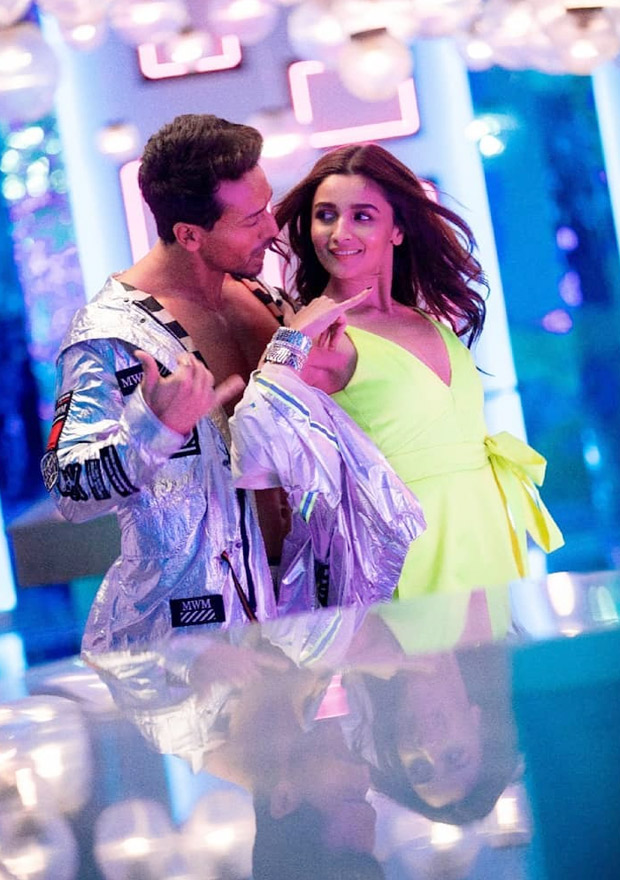 Student Of The Year 2: This sizzling chemistry between Tiger Shroff and Alia Bhatt in the 'Hook Up' song will make you wanna see them together in a film NOW
