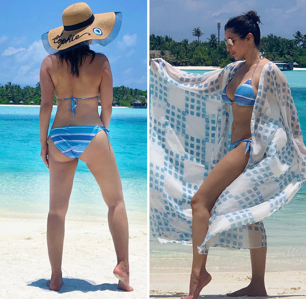 HOT! Sophie Choudry flaunts her bikini look in Maldives and it will definitely set your mood for your next beach vacation!