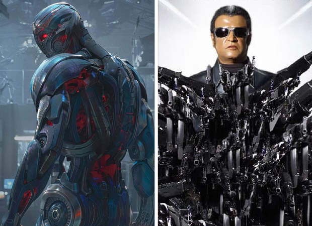 WHOA! Joe Russo REVEALS that Avengers: Age of Ultron's climax sequence was inspired by Rajinikanth starrer ENTHIRAN?