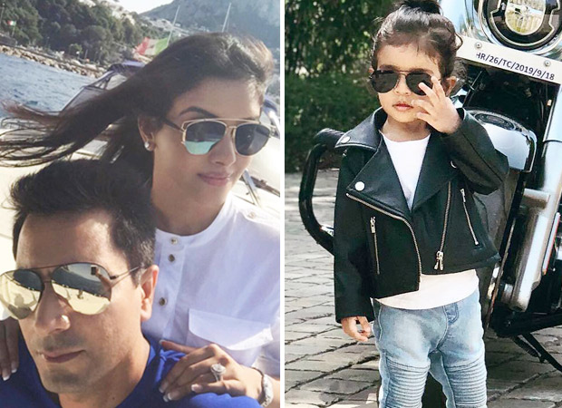 'All Sugar and Spice'! Asin shares the most ADORABLE photos of her daughter Arin!