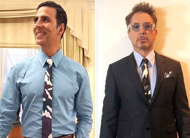 Akshay Kumar is twinning with Robert Downey Jr. and we CAN'T keep calm!