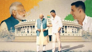 Akshay Kumar to have a tête-à-tête with PM Narendra Modi, here's a sneak peek of their conversation