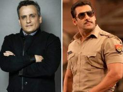 Avengers Endgame director Joe Russo admits watching Salman Khan starrer Dabangg