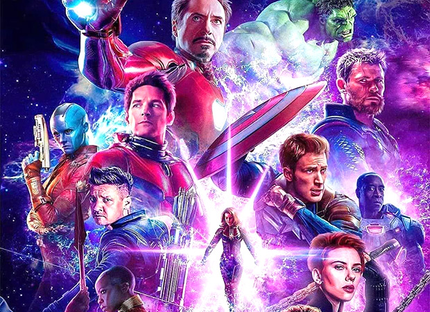 BO update AVENGERS ENDGAME takes a massive start with almost 100% occupancy