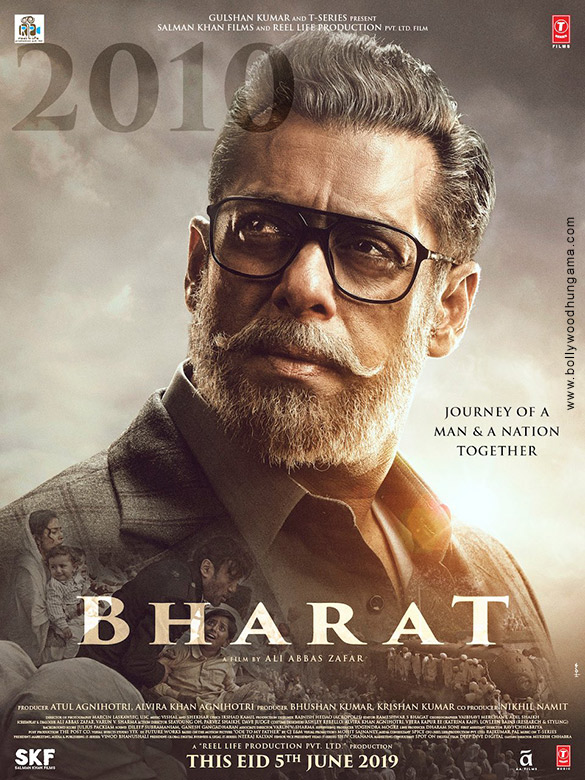 First Look Of The Movie Bharat