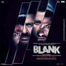 First Look Of The Movie Blank