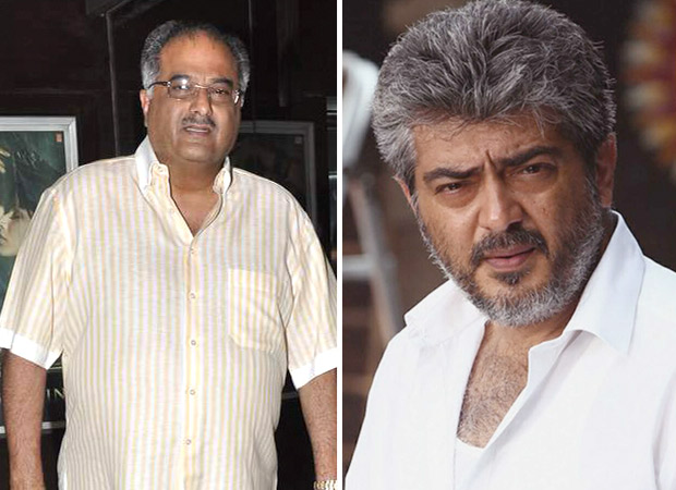 Boney Kapoor wants South superstar Ajith to do these films with him after Nerkonda Paarvai aka Pink Remake