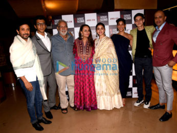 Celebs grace the screening of No Fathers In Kashmir