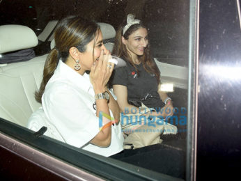 Celebs grace the special screening of Kalank at PVR