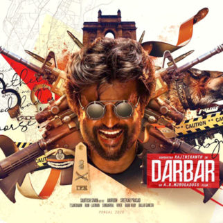 First Look Of The Movie Darbar
