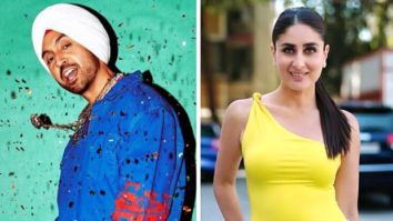 Diljit Dosanjh can't stop fanboying over Kareena Kapoor Khan, watch video to find out why